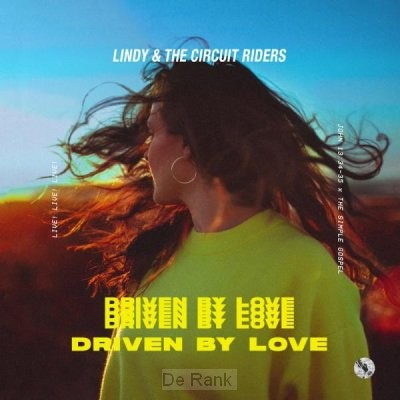 Driven by Love (CD)