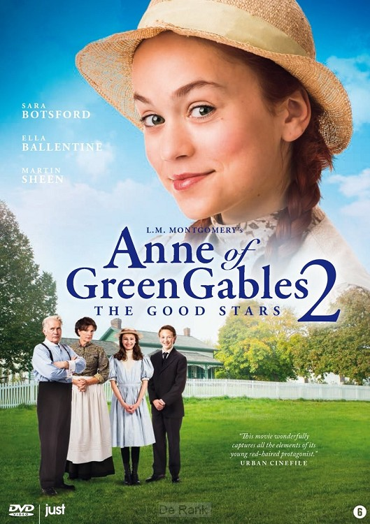 ANNE OF GREEN GABLES DEEL 2