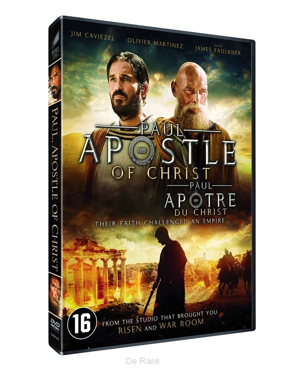 PAUL, THE APOSTLE OF CHRIST (DVD)