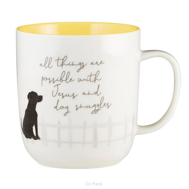 Mug Dog All things are possible