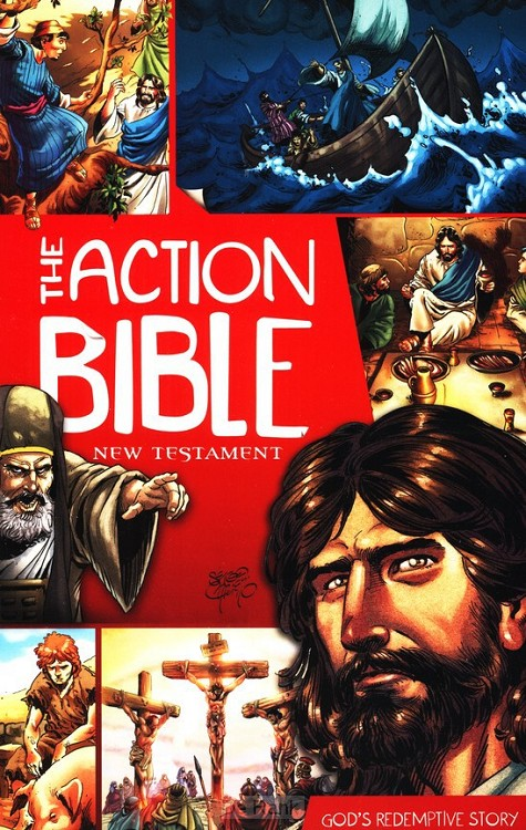 ACTION BIBLE - NEW TESTAMENT, THE