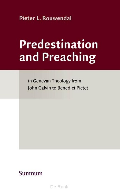 PREDESTINATION AND PREACHING