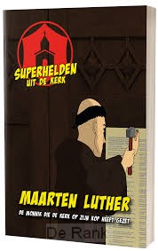 MAARTEN LUTHER BOEK & DVD